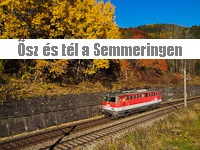 Autumn and Winter at the Semmering