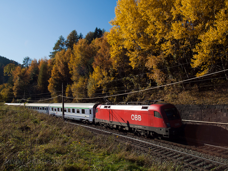 The ÖBB 1116 100-9 seen bet photo