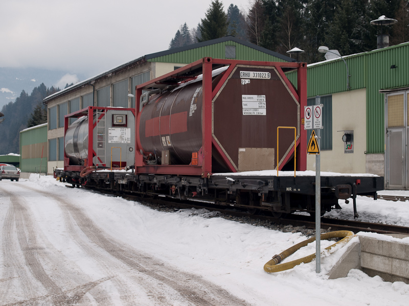 Freight cars at Murau-Stolz photo