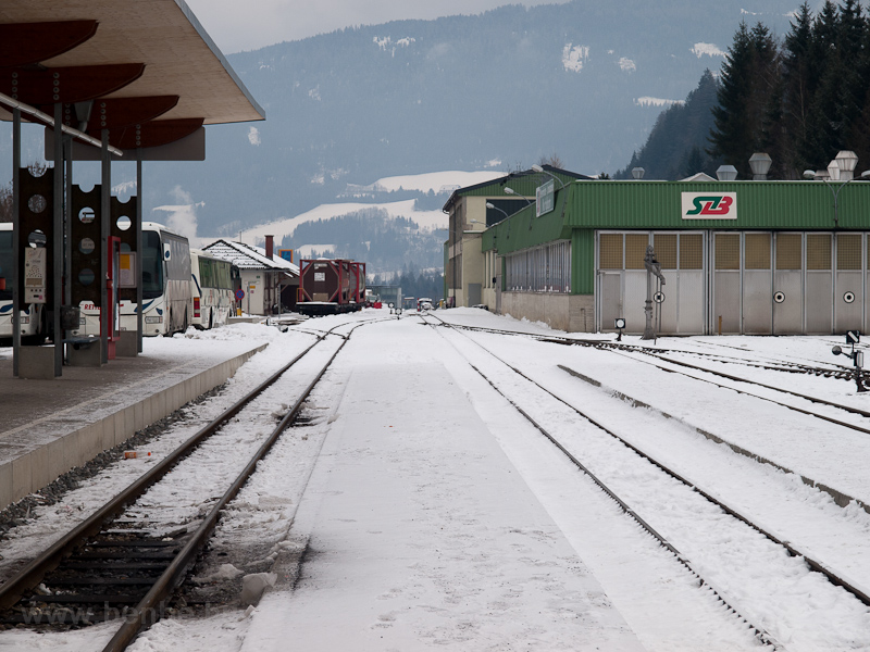 Murau-Stolzalpe station photo