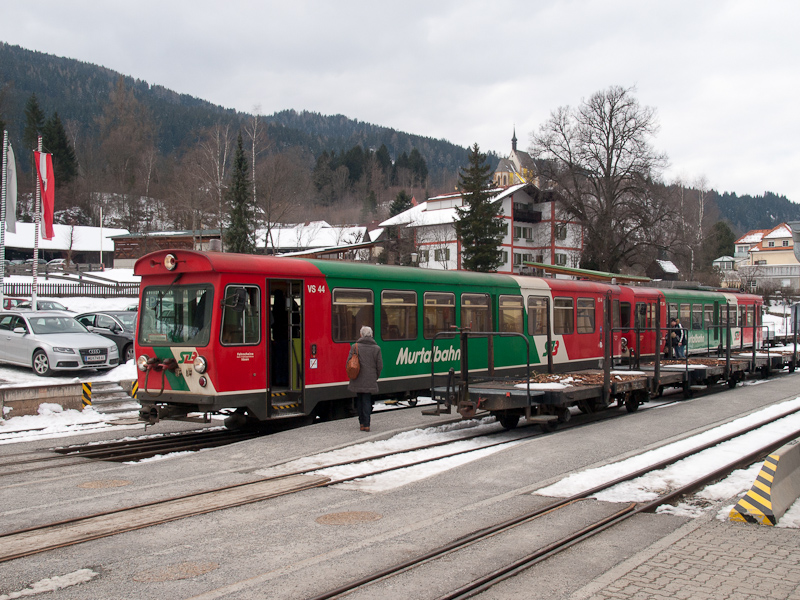 The VS44 seen at Murau-Stol photo