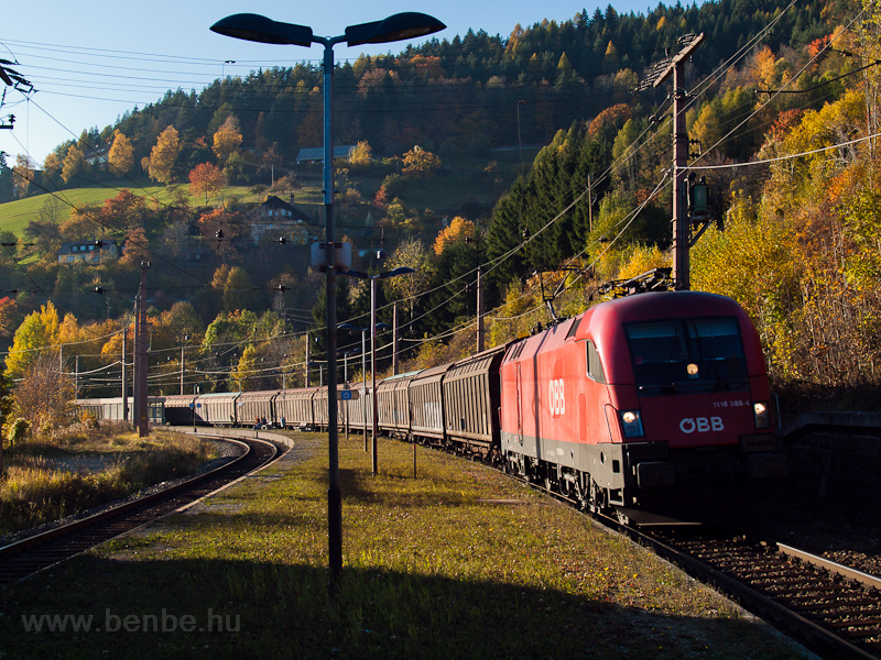 The ÖBB 1116 088-4 seen at  photo