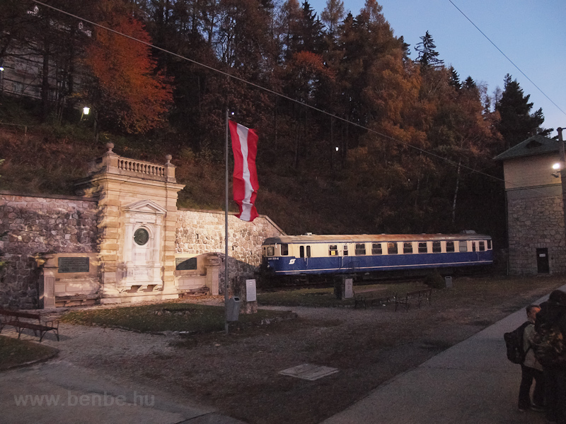 Ghega-memorial at Semmering photo