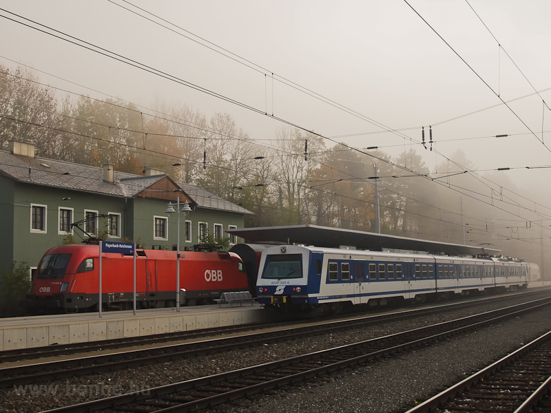 The ÖBB 1116 084-3 and the  photo