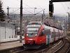Az ÖBB 4024 040 Bruck an der Mur állomáson
