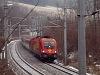 A GYSEV 1116 058-7 Payerbach-Reichenau és Küb között