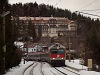 The ÖBB 1044 011-3 seen at Wolfsbergkogel