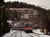 A ÖBB 1044 011-3 Wolfsbergkogel megállóhelyen