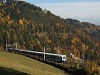 The ÖBB 6020 305 seen between Klamm-Schottwien and Breitenstein