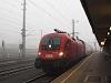 Az ÖBB 1116 116 Gloggnitz állomáson