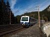 Az ÖBB 6020 305 Breitenstein és Wolfsbergkogel között