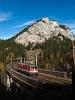 Az ÖBB 1142 632 Wolfsbergkogel és Breitenstein között