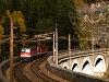 Az ÖBB 1144 029 Breitenstein és Wolfsbergkogel között