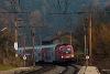 Az ÖBB 1116 156 Schlöglmühl megállóhelyen