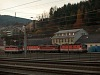 Locomotives waiting for banking duty at Mürzzuschlag