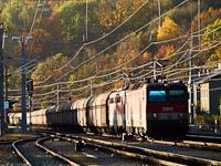 Az ÖBB 1144 286 Payerbach-Reichenau állomáson