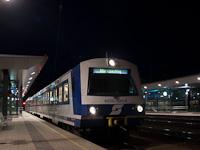 Az ÖBB 6020 305 Payerbach-Reichenau állomáson