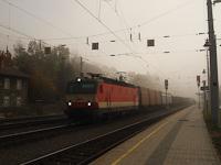 Az ÖBB 1144 092 Payerbach-Reichenau állomáson