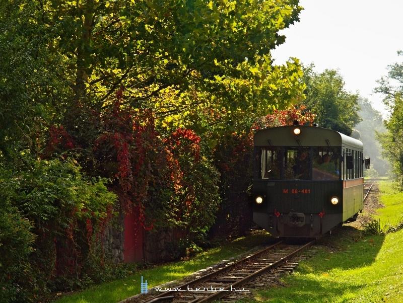 M 06-401 Kismaros és Morgó vasútállomások között fotó