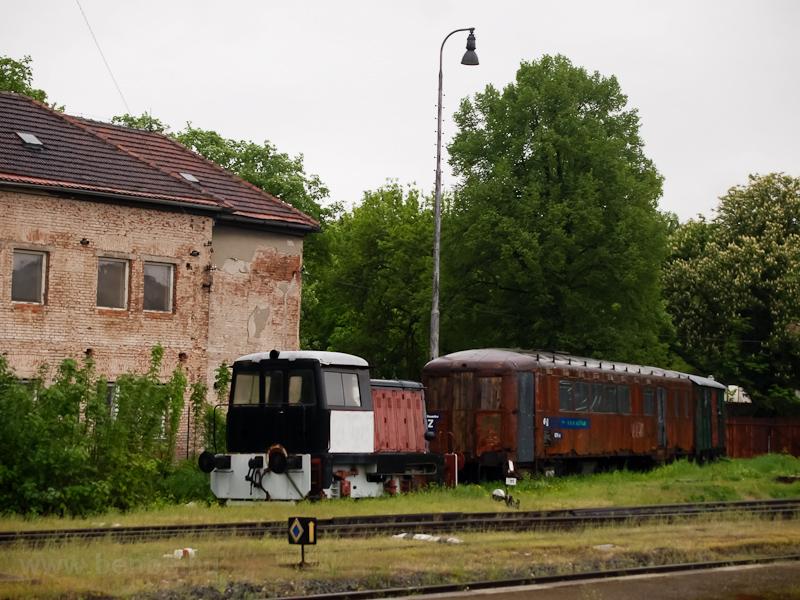 Az M274 003 dízel vontató-m fotó