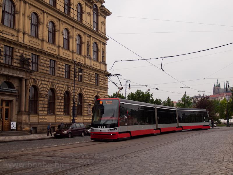 A 9206-os pályaszámú Š fotó