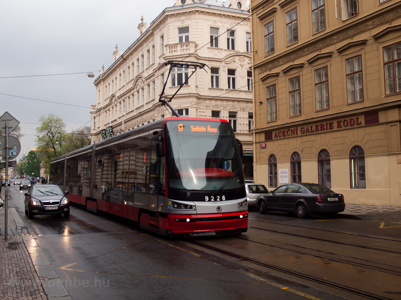 A 9226-os 15T a Vítìžn fotó