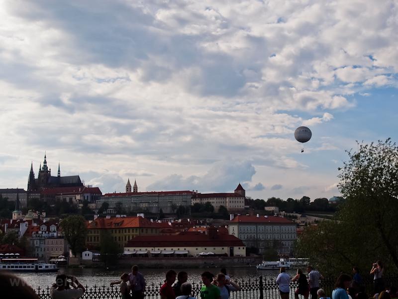 Prága - a Hradčany fotó