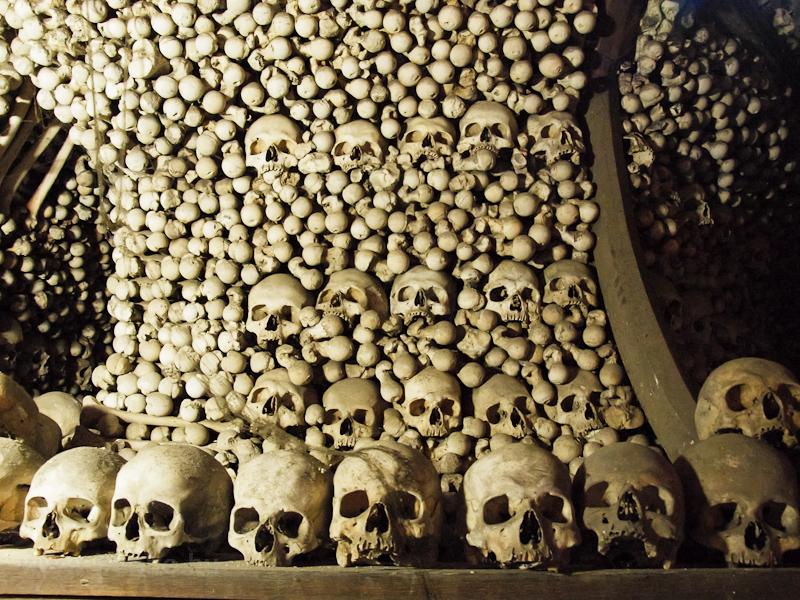 Kutná Hora - a sedleci Csontkápolna fotó