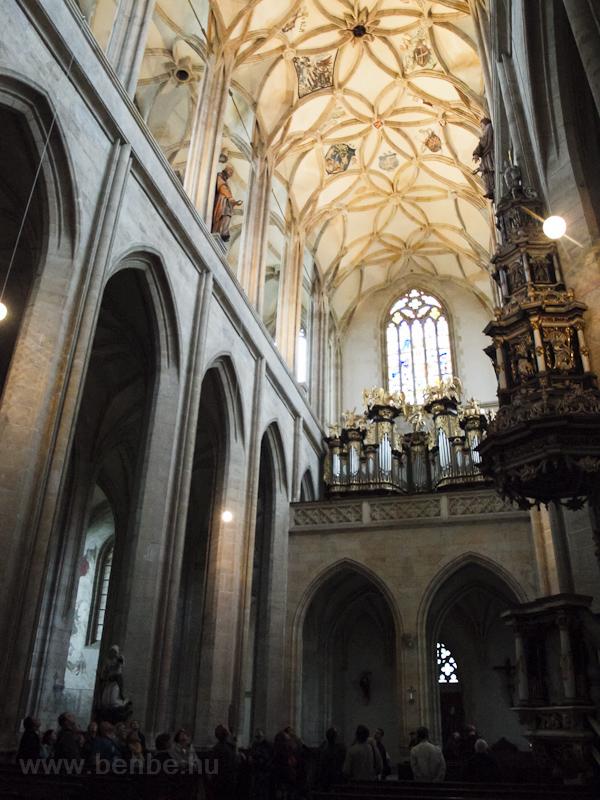 Kutná Hora - Church of St. Barbara photo