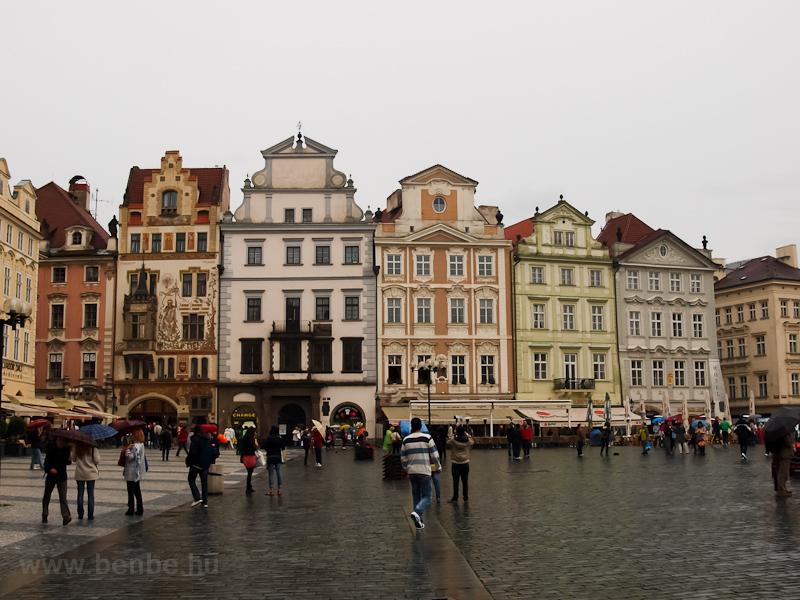 Prága - Óvárosi tér (Starmoestské namestí) fotó