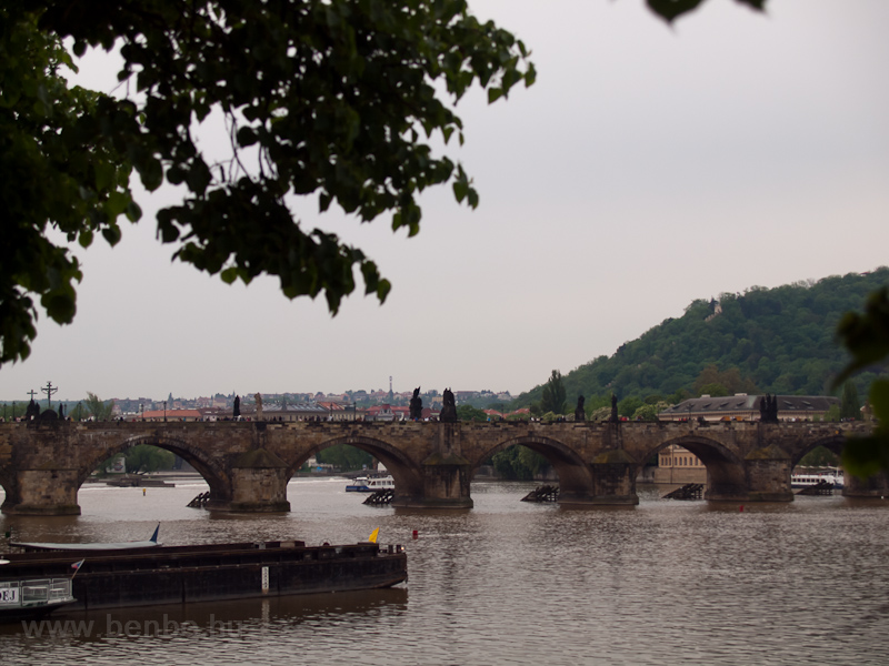 Prága - a Károly-híd fotó
