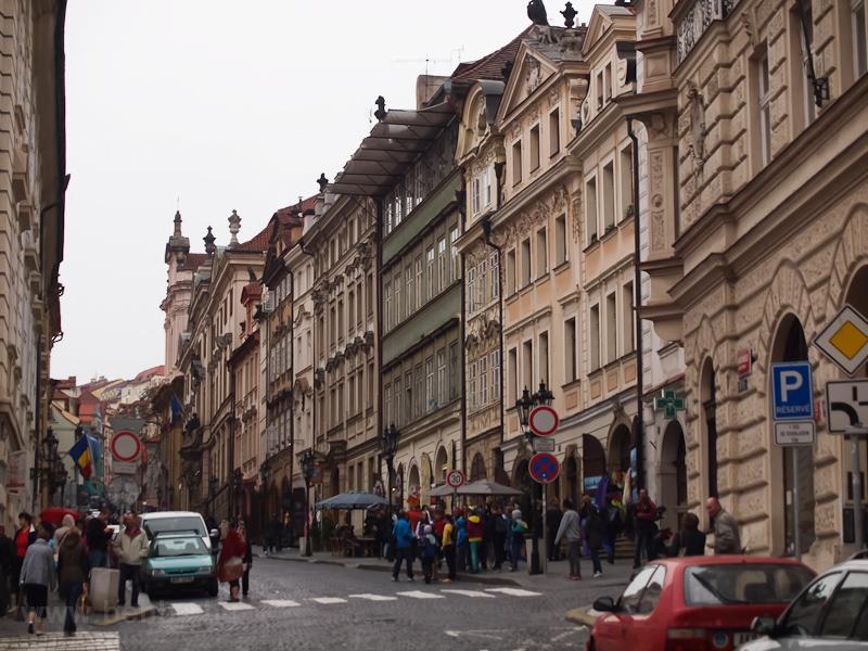 Prága - Malá Strana fotó