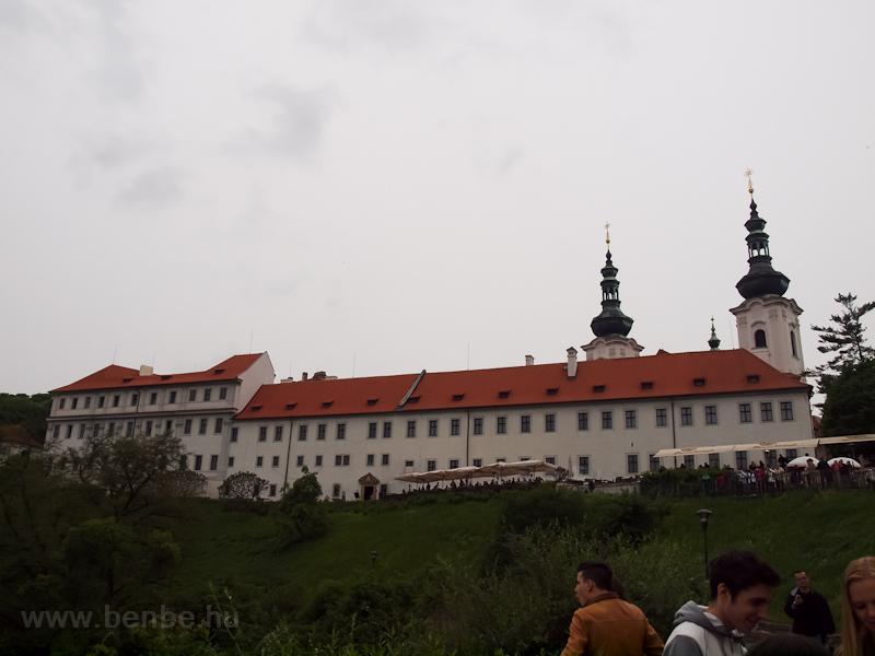 Prága - a Sztragov kolostor fotó