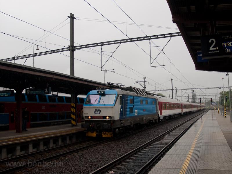 A ČD 151 004-9 pályasz fotó