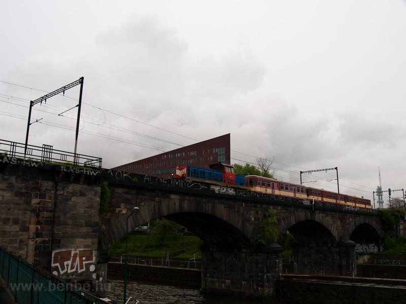 A ČD 714 214-4 Kladnób fotó