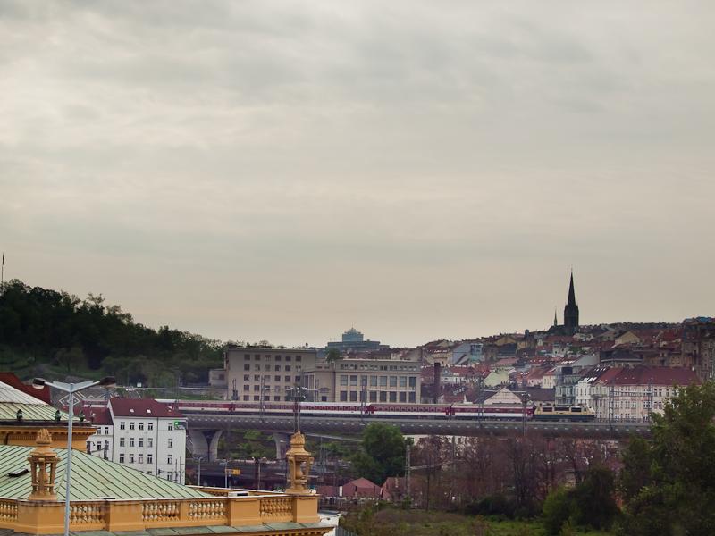 Egy ČD 150-es Praha hl fotó