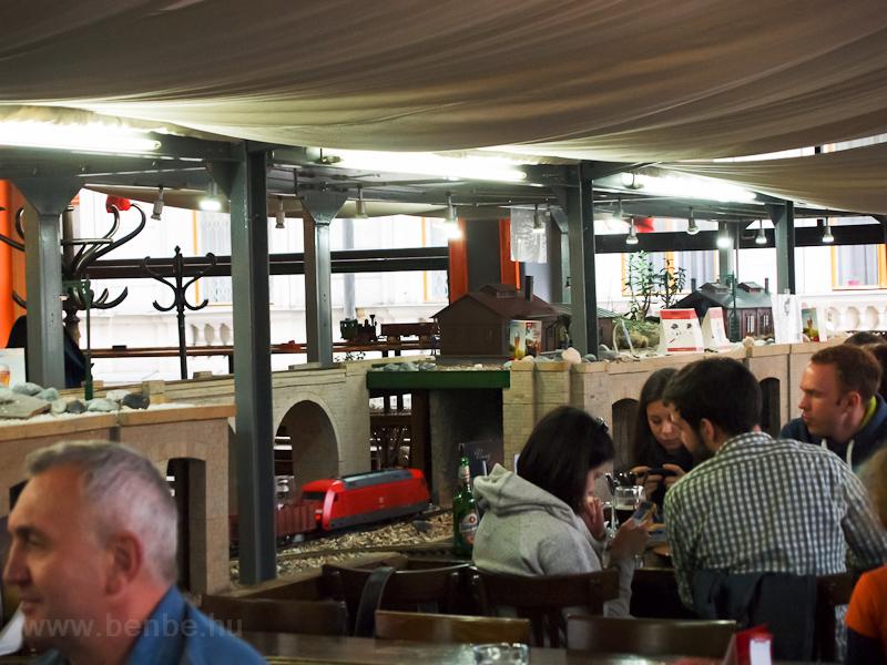 A Vytopna-étterem fotó