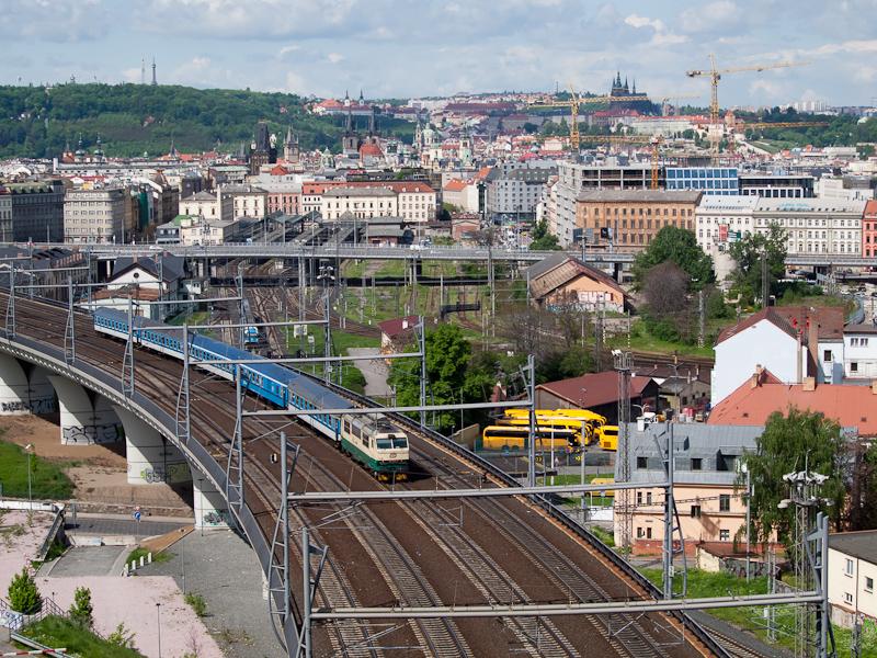 A ČD 150 225-1 Praha h fotó