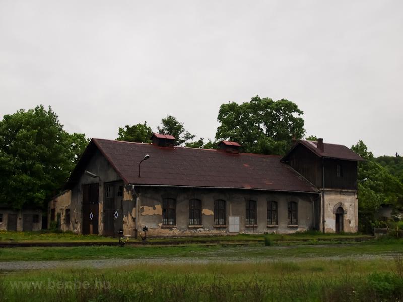 Fűtőház Kutná Hor fotó