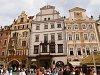 Prága - ház az Óvárosi téren (Staromestské námestí)
