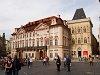 Prága - az Óvárosi tér (Staromestské námestí)