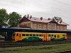 A ČD 814 184-8 Kutná Hora állomáson