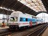 A ČD 471 007-5 Praha hlavní nádražín