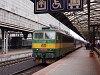 A ČD 163 063-1 Praha hlavní nádražín