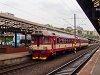 A ČD 854 035-3 Praha hlavní nádražín
