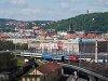 Az ÖBB 1216 239 Praha hlavní nádražín