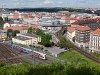 Ismeretlen CityElefant indul Praha Masarykovo nádražíról Kolín felé