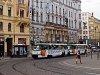 A 7194-es Tatra T3 villamos a námestí Republikyn