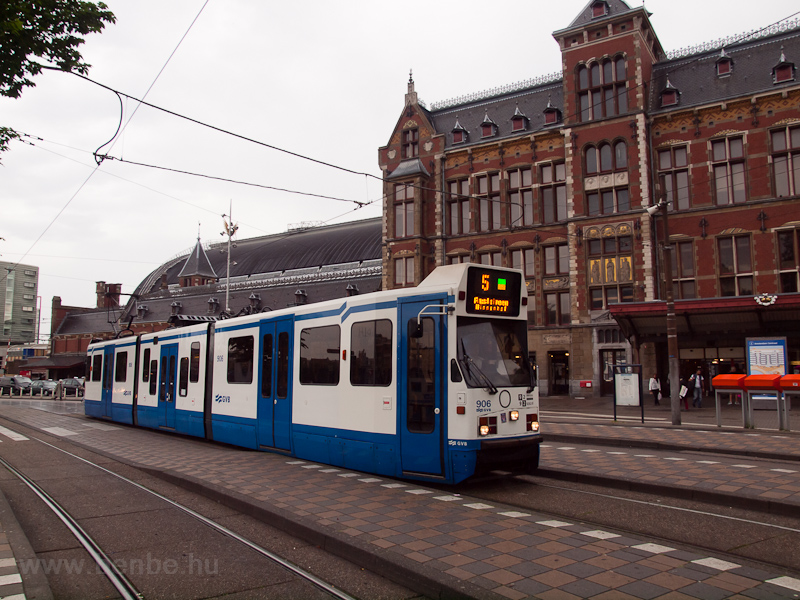 The BN type 11G tram number photo