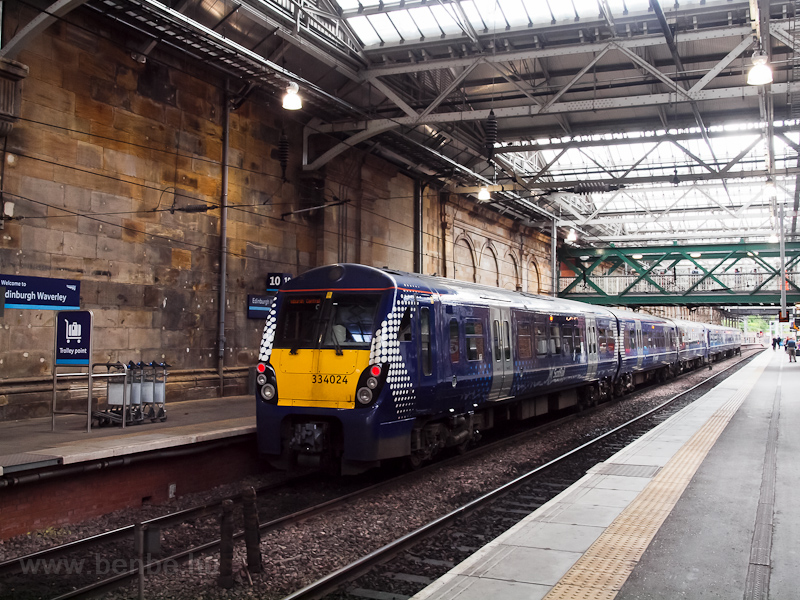 The First ScotRail's 33 photo